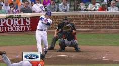Garza pitches into ninth as Cubs top Astros at Wrigley