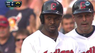 Bourn on paternity list until Wednesday