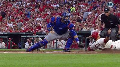 Home runs knock out Miller, Cardinals