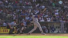 Greinke takes care of business, stifles Padres