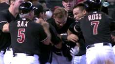 Kubel leads D-backs to walk-off win vs. Reds