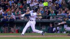 Franklin caps Mariners' rally after Ibanez's big blast
