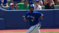 Blowout win puts Blue Jays firmly in AL East race