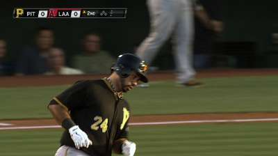 Alvarez's tear earns slugger NL Player of Week honors
