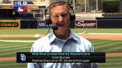 Padres won't be buyers without improvement