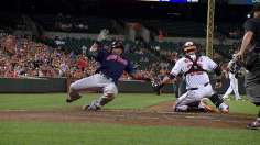 Brantley, Swisher spark turnaround in Tribe's win