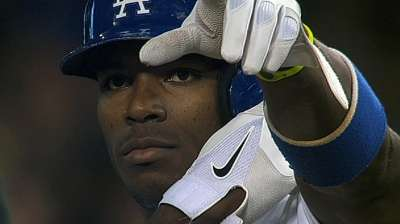 MLB Notebook: Puig's run rare this early