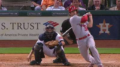 Kozma has to play through slump