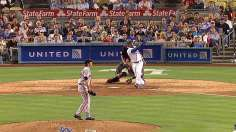 Dodgers edge Giants for four-game win streak