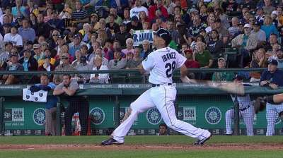 Ibanez a leader for Mariners in many ways