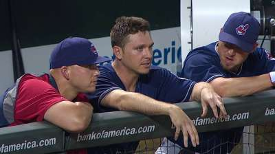 Cautious Indians give Kazmir an extra day