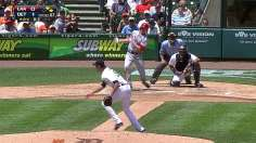 Pujols comes up clutch as Halos sweep Tigers