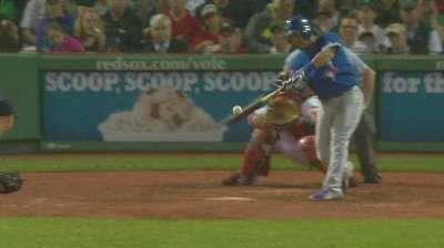 Flat sinker dooms Wang vs. first-place Red Sox