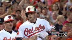 Wild five-run fifth lifts Orioles past Indians