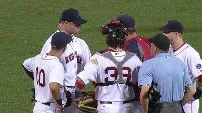 Lester's hip OK, on track to make next start