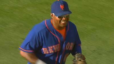 Mets edge Rockies at Coors on late blast from Byrd
