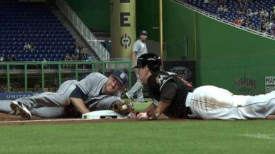 Nolasco shaky in possible Marlins finale