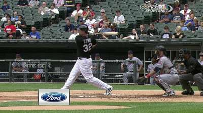 White Sox come up on wrong side of twin-bill slugfest