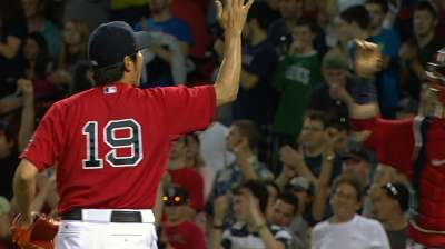Uehara continues dominance in closer's role