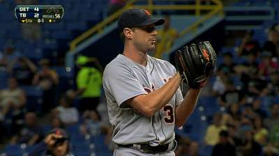 Scherzer builds on remarkable start with historic feat