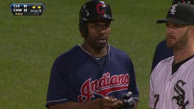 Bourn returns to Tribe; lefty Hagadone optioned