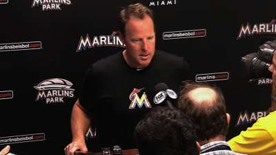 Marlins try to stay focused amid trade talks