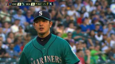 Wedge: Iwakuma, Perez also All-Star worthy