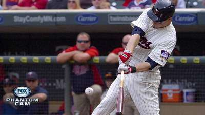 'A little beat up,' Mauer out of lineup against Yankees