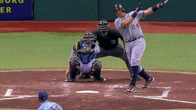 Bats fall quiet as Tigers drop finale to Rays