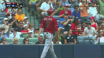 Trio of homers trips up Cahill, D-backs in finale