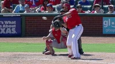 Darvish vence a Rojos para volver al sendero positivo