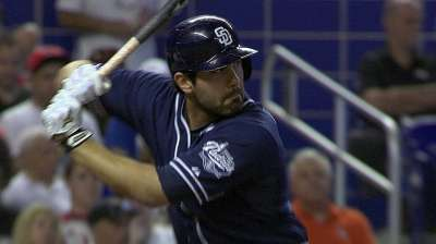Quentin benefits from tweaks to batting stance
