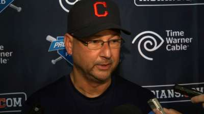 Tribe exploring options for rotation reinforcement