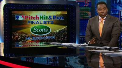 Pitch, Hit & Run Competition finals held at Citi Field