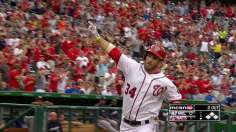Harper sparks Nats' offense in return to action