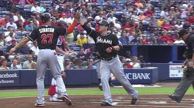 Koehler starts solid, but Braves tee off on 'pen