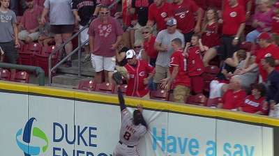Reds have mixed emotions on expanded replay