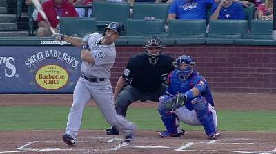 Ibanez reaches home run milestone