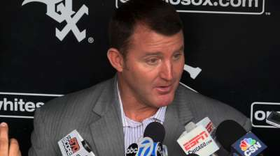 Thome joins White Sox as special assistant to GM
