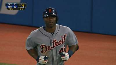 Tigers rally from early deficit, edge Jays on late hit