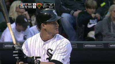 White Sox fall to O's despite Santiago's solid outing
