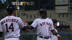 Carter's two homers lift Astros behind Norris