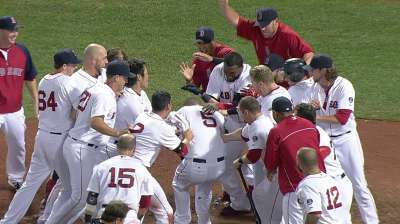 Restocked Red Sox a force to be reckoned with