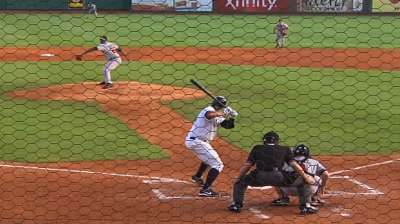 Rain puts no damper on A-Rod's stint with RiverDogs