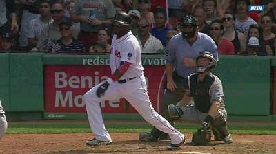Grinding success: Sox sweep aside Padres