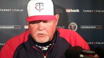Gardenhire has no intention of stepping down