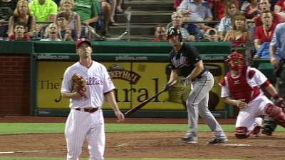 Miscues costly as Braves rally, but fall to Phillies