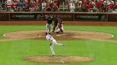 Back home, Westbrook, Cardinals three-hit Fish