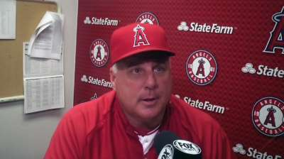 Scioscia hopes Halos can fix defensive dip