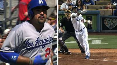 Puig second in NL Final Vote, eyes surge in last stretch